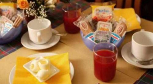 Breakfast Hotel Minerva & Nettuno